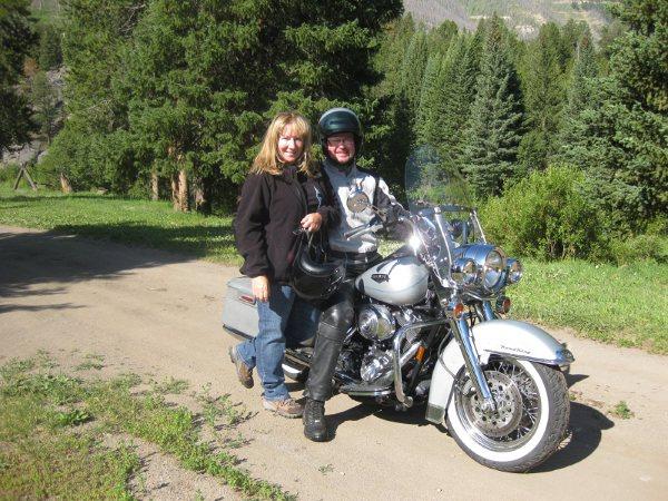 Kay and Hakan's bike vacation
